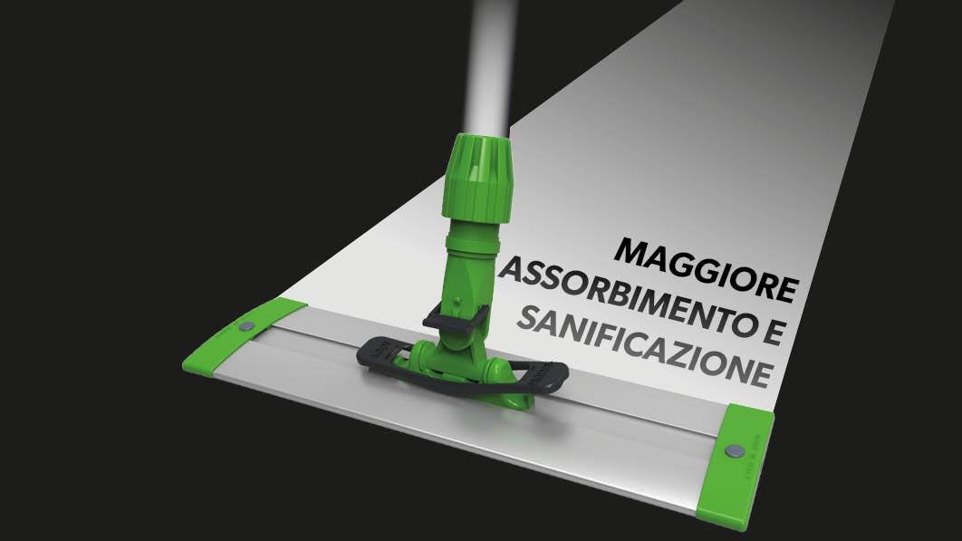 I vantaggi della microfibra nelle pulizie