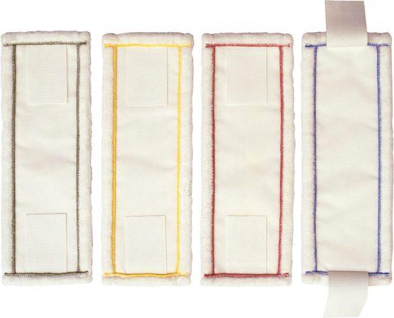 White Microfiber Pads