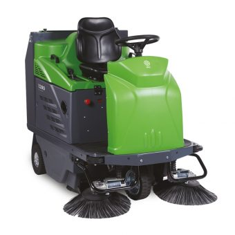 1280 Ride-On Sweeper