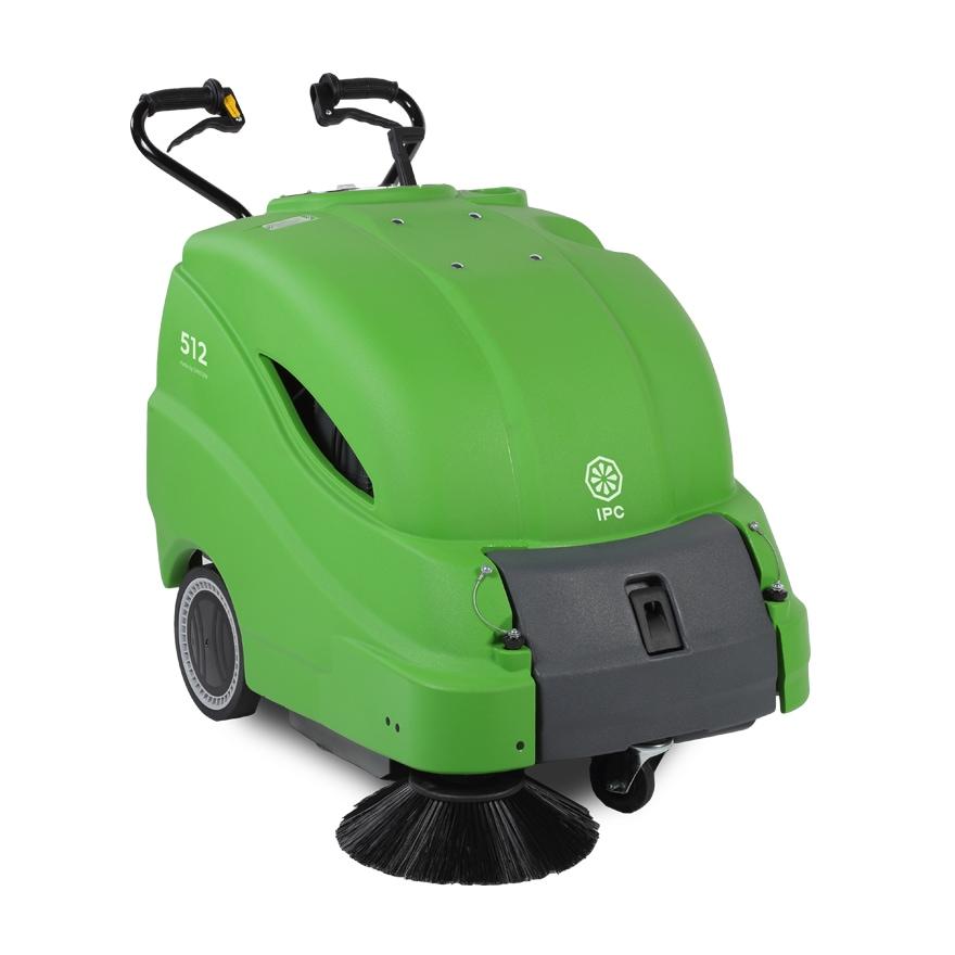 512 Walk Behind Vacuum Sweeper