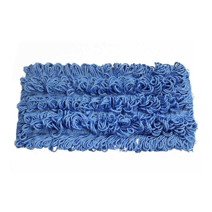 Microfiber Cleaning Products - Blue Looped Cleano Pad