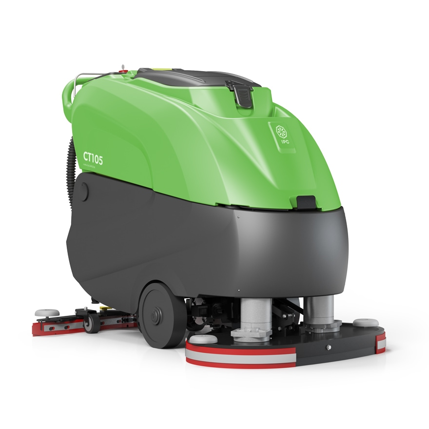 CT105 Automatic Scrubbers