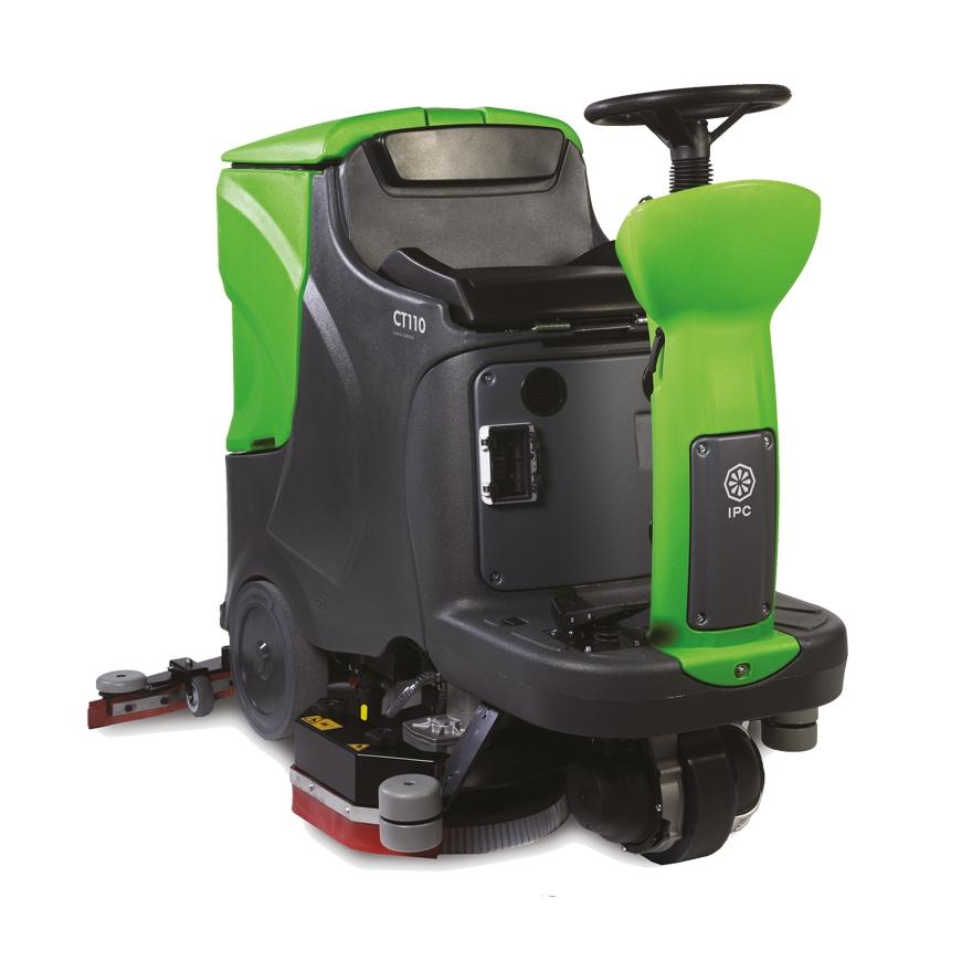 CT110 Rider Floor Scrubbers