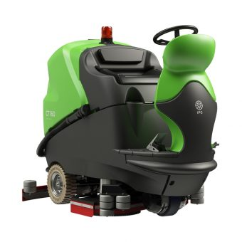 CT160 Ride On Floor Scrubbers