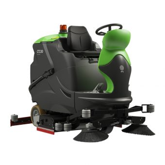 CT230 Ride On Floor Scrubbers