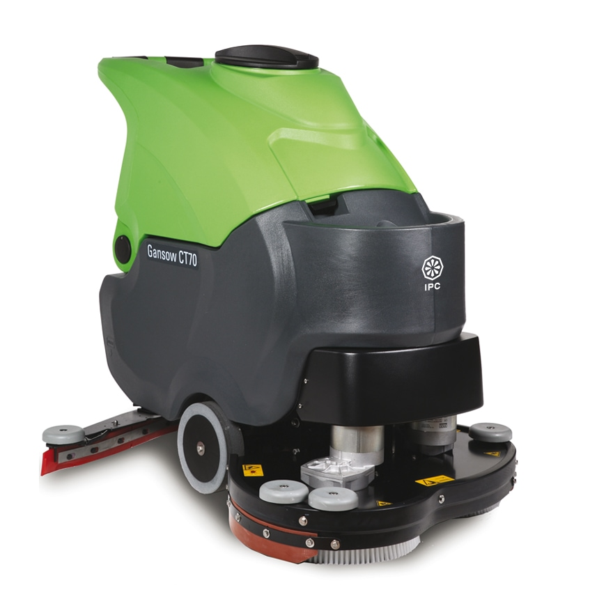 CT70 Floor Scrubbers