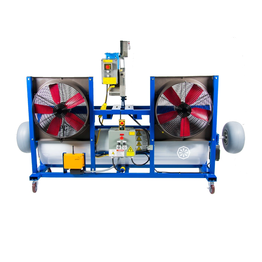 High Rise Cleaning System for High Rise Buildings