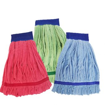 Microfiber Products - Microfiber Tube String Mop