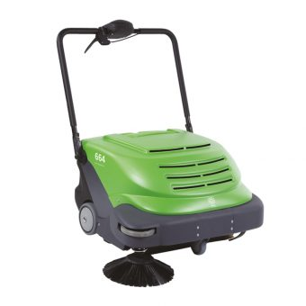 SmartVac 664 Walk Behind Sweeper