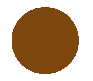 ABRASIVE BROWN PAD 17""
