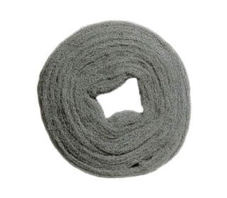 WOOL STEEL PAD FOR 154 rpm