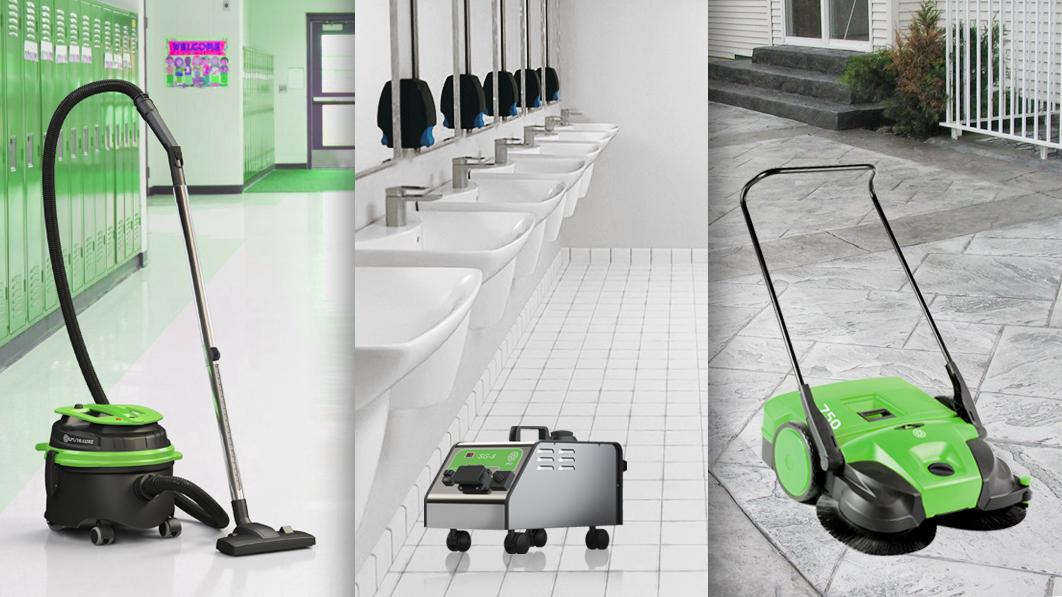 trittico-macchine pulizia professionale